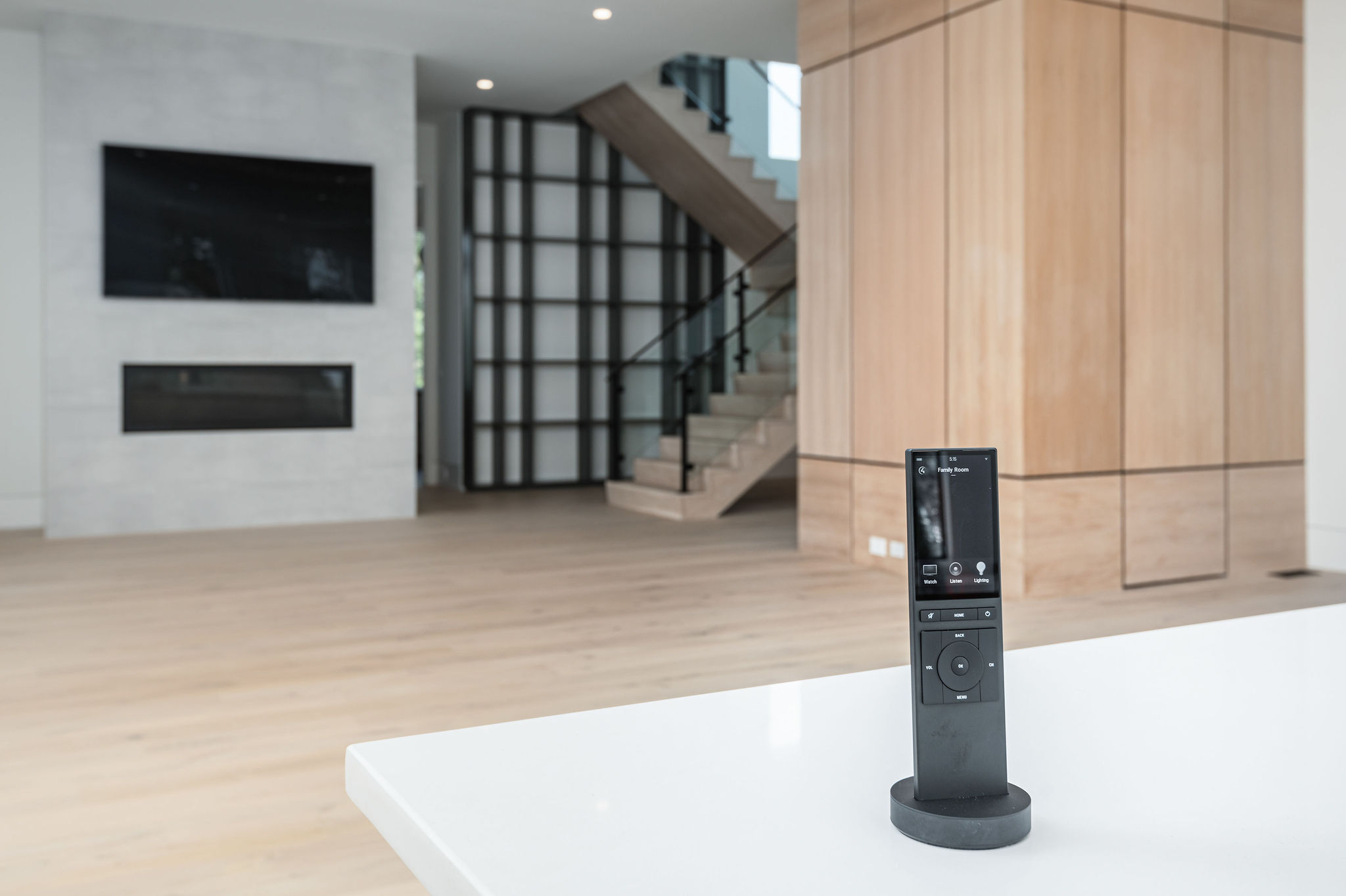 Charleston Smart Home Control4