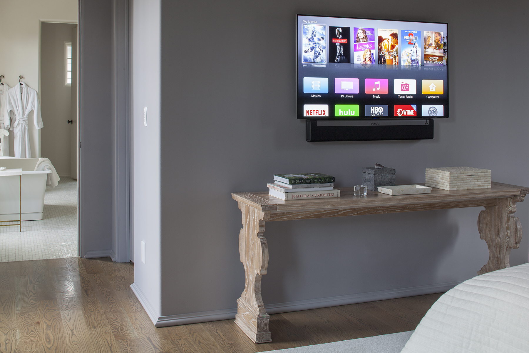 Home Automation & Home Theater In Rosemary Beach